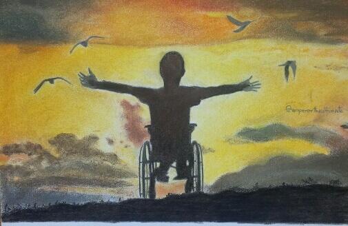 Cry by Madoti Ibrahim Kurating