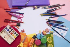 painting and drawing graphic design