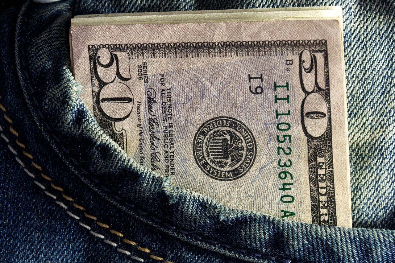 Money in the pocket for writers