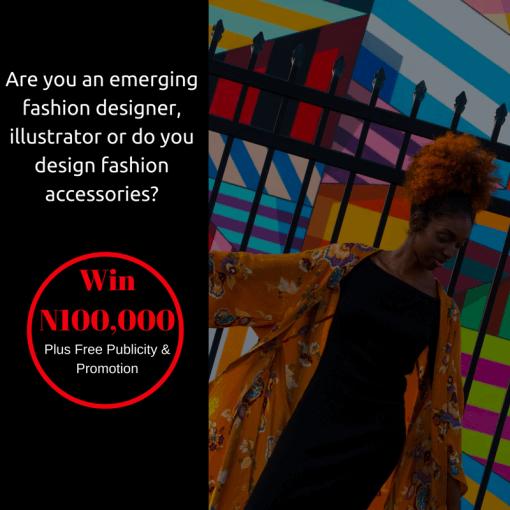 fashion competition Nigeria